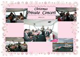 Christmas Private Concert 開催